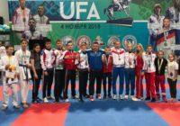 Оренбургские школьники завоевали медали чемпионата Приволжского федерального округа по каратэ