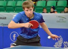 Оренбургский теннисист стал серебряным призером Чемпионата Белоруссии