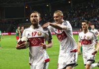 Михаил Сиваков отправился в сборную Белоруссии на решающий матч с Люксембургом