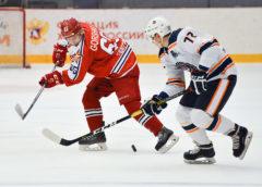 «Южный Урал» победил по буллитам в Ижевске