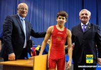 Оренбуржец завоевал «золото» международного турнира по вольной борьбе