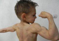 Сильные дети: ТОП-10 юных рекордсменов мира