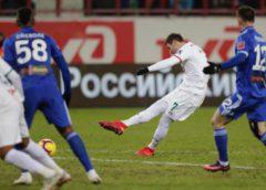 «Оренбург» уступил «Локомотиву» на стадионе в Москве