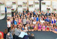 В Оренбурге прошел первый турнир в новом Центре спортивной гимнастики