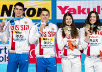Мария Каменева стала бронзовым призером Чемпионата мира по плаванию в Ханчжоу