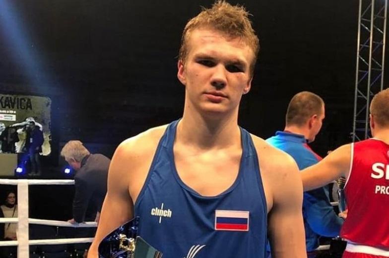 Алексей Зобнин завоевал «золото» международного турнира по боксу