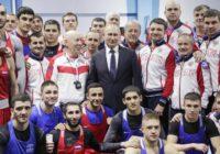 Боксер Габил Мамедов: Встреча с Путиным вдохновила меня на победу на Олимпиаде
