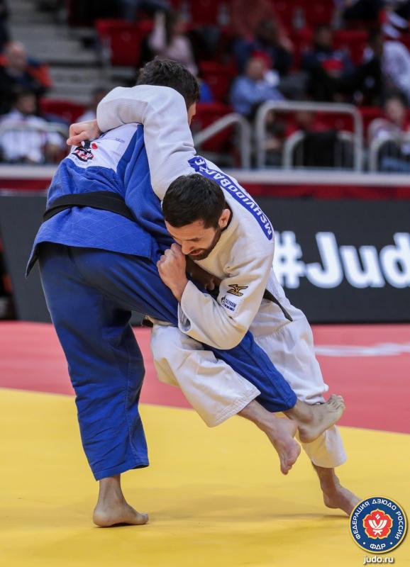 Роберт Мшвидобадзе стал серебряным призером «Большого шлема» в Германии