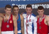 Оренбургские боксеры стали чемпионами России среди студентов