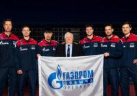 «Факел-Газпром» — лидер «посевного» списка Лиги Чемпионов
