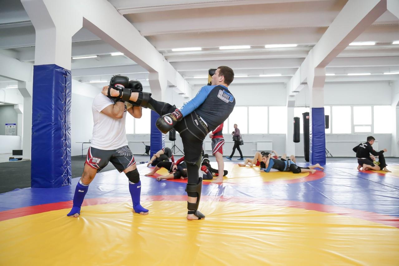 Центр единоборств «Цеста» открыл в Оренбурге новый спортивный зал