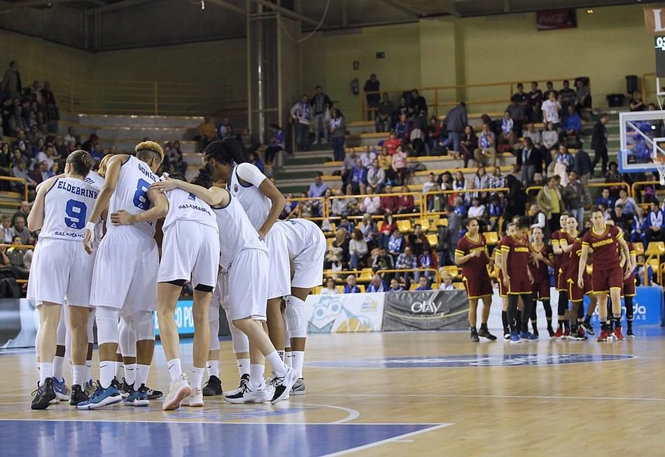 «Надежда» победила «Авениду» и вышла в полуфинал Кубка Европы