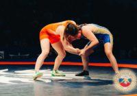 Оренбурженка Лейла Карымова завоевала бронзу чемпионата России по вольной борьбе