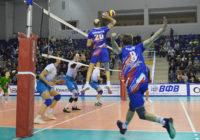 «Нефтяник» дважды обыграл серебряного призера прошлого сезона