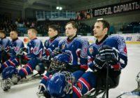 Оренбургские «Ястребы» взяли «бронзу» второго этапа Чемпионата России по следж-хоккею