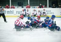 В Оренбурге стартовал I открытый Кубок Губернатора по следж-хоккею
