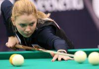 В Оренбурге мастер-класс по бильярду проведет семикратная чемпионка мира Диана Миронова