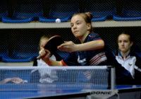 Оренбургские спортсмены выиграли медали Первенства России по настольному теннису