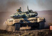 Оренбургские танкисты представят ЦВО на «Танковом биатлоне-2019»