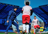 Футболисты «Оренбурга» провели мастер-класс для школьников