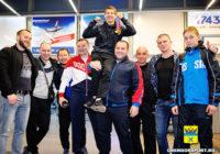 Оренбургский борец завоевал путевку на Первенство Европы