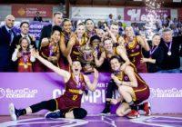 «Надежда» выиграла Кубок Европы