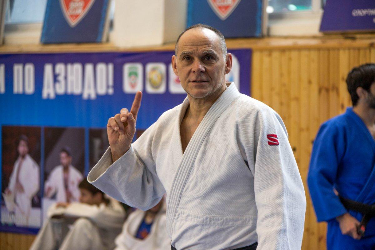 Эцио Гамба рассказал о тренерах, родителях, спортивной дисциплине и воспитании чемпионов