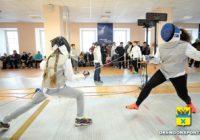 В Оренбурге пройдет Первенство по фехтованию на рапирах и шпагах