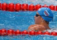 Мария Каменева представит Оренбуржье на чемпионате России по плаванию