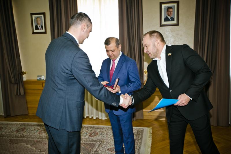 В Оренбурге обсудили подготовку к Кубку Европы по дзюдо