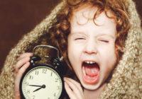 Бодрое утро. Как расшевелить ребенка зарядкой?