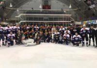 Чемпионом Оренбургской области по хоккею стала команда МЧС