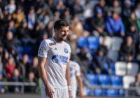 Деспотович попал в заявку на матч Сербии и Люксембурга, но на поле не вышел