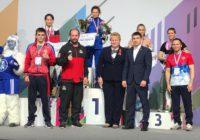 Екатерина Сычёва завоевала бронзу Чемпионата России по боксу
