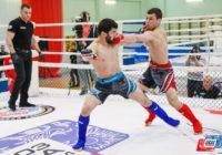 Первенство России по MMA соберет в Оренбурге сильнейших спортсменов