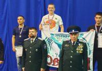 Росгвардеец выиграл чемпионат Оренбурга по рукопашному бою имени Евгения Никулина