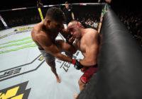 В Санкт-Петербурге завершился турнир UFC