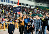 Оренбургские бегуны приняли участие в Казанском марафоне