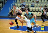 В Оренбурге наградили победителей соревнований Школьной баскетбольной лиги