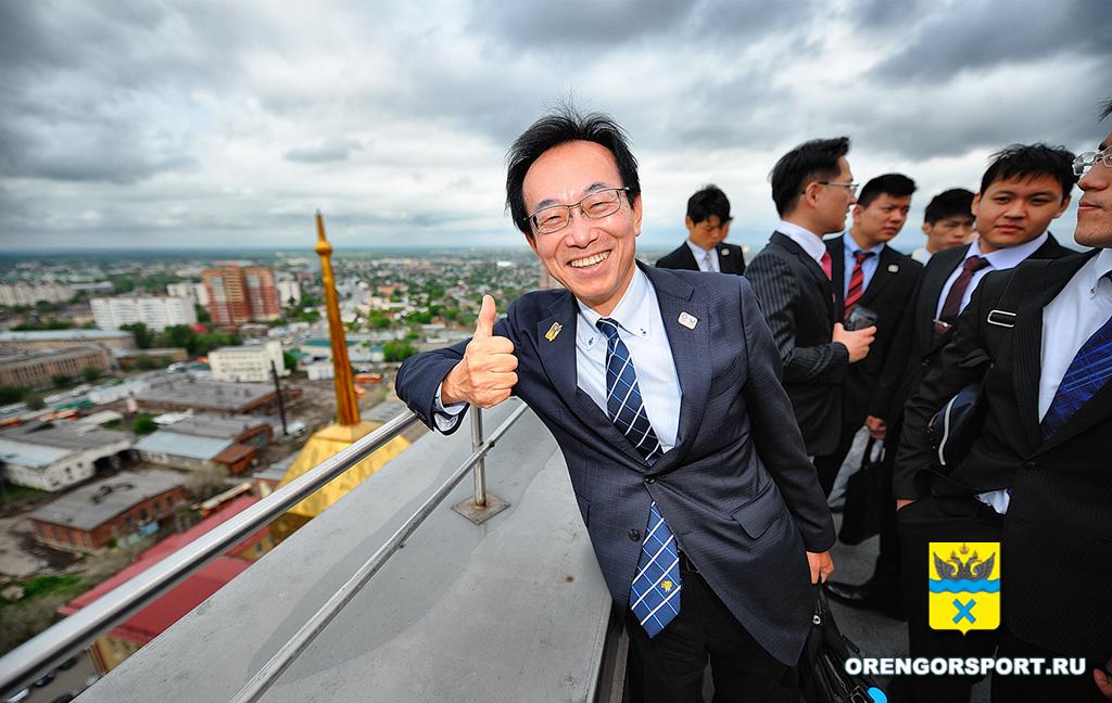 Оренбург встречает делегацию из Японии на Кубке Европы по дзюдо