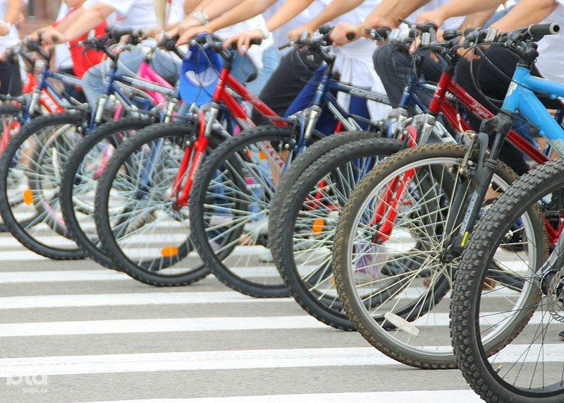 Крути педали! Оренбург готовится ко «Дню 1000 велосипедистов»