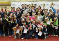 «Факел Газпром» стал серебряным призером Чемпионата России по настольному теннису