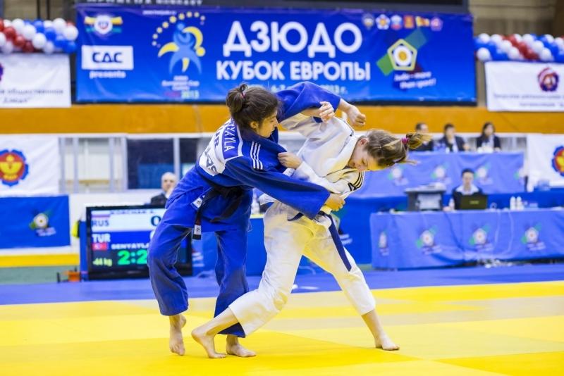 Кубок Европы по дзюдо. В Оренбург приедут спортсмены из Японии и Норвегии