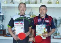Оренбуржец стал Чемпионом России по настольному теннису среди ветеранов