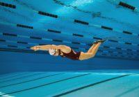 Высокотехнологичный баттерфляй: назван ТОП-5 гаджетов для плавания