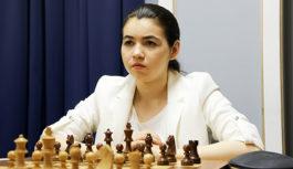 Орчанка Александра Горячкина претендует на титул Чемпионки мира по шахматам