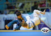 Дзюдоисты Оренбуржья взяли командное серебро на Кубке Евразии