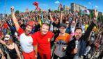 Ставим рекорды! На массовый старт в Оренбурге выехали более 3000 велосипедистов