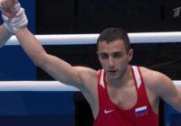 Оренбургский боксер Габил Мамедов вышел в полуфинал Европейских игр в Минске