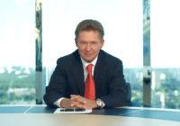 Алексей Миллер поздравил «Факел Газпром» с победой в Лиге европейских чемпионов